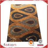 Moderne Shaggy Teppich-Polyester-Matte