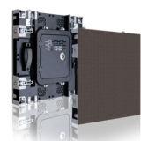 Morrer a placa de indicador Rental do diodo emissor de luz do gabinete P5 do molde