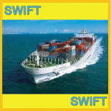 El transporte marítimo desde China a Colombo, Sri Lanka