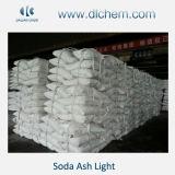 Fabricante da luz Na2co3 da cinza de soda do preço do Sell quente o melhor