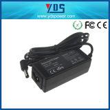 El adaptador de alimentación de conmutación portátil 19V AC DC Adaptador para Acer