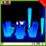 Бар украшения для использования вне помещений Lanscape цвет меняется настроение декор лампа