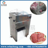 Carne fresca de alta eficiência cortador com pedal