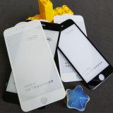 Protetor curvado 3D por atacado da tela do vidro Tempered de telefone de pilha 9h para o iPhone 7/7plus