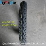 Suministro de neumáticos Longhua neumático de moto con alta calidad
