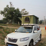 Einzelne Schicht-hartes Shell-Dach-Oberseite-Zelt-Auto-Dachspitze-Zelt für das Kampieren