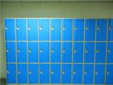 GymのためのABS Engineering Plastic Locker