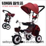 Novo Bebê Trikes Kids Empurre Triciclo Crianças Filhos de triciclo