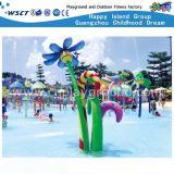 Parque aquático para crianças de baleia Jogo de Água (HD-7101)