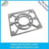 Anodisierenmaschinell bearbeitende Aluminiumteil-Fräsmaschine Ersatz-CNC-Teile