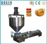 Llenador automático de la salsa de tomate de la fuente de la fábrica