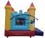 Bouncer di salto personalizzato di tema di Smurfs