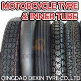 Pneus de moto Moto Scooter de pneus de moto de pneus en caoutchouc naturel de pneu tube 3.00-17 3.00-18 Butyl tube intérieur