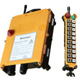 F21-20 Sichere Knopf Fernbedienung Industrial Wireless Remote Control