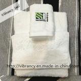 Baumwollbad-Tuch-weiße Farben-super weiche Handgefühls-Hotel-Tuch 100%