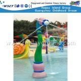 Balena della sosta dell'acqua per il gioco dell'acqua dei capretti (HD-7101)