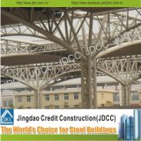 Здание станции метро изготовления структуры стальное