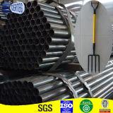 tubo de acero negro de 20m m para hacer la maneta de la herramienta de Gardon