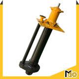 Gummi gezeichnete vertikale Fliehkraftschlamm-Pumpe
