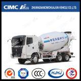 Sinotruck HOWO 6 * 4 Camión mezclador de hormigón / cemento