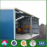 Гараж гаража рамки гаража гаража автомобиля гальванизированный шатром (BYCG051612)
