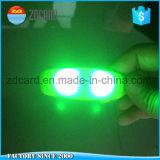 당은 LED 소맷동 풀그릴 먼 통제되는 LED 팔찌를 공급한다