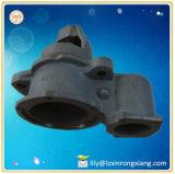 Support de pipe malléable de fer de moulage au sable avec la pompe, support sifflant