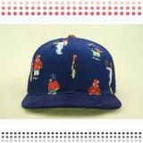Les chapeaux faits sur commande de Snapback de broderie vendent des chapeaux en gros à vendre