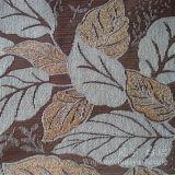 Tissus d'ameublement à courte taille 100% polyester en chenele pour textile domestique