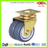 Rotella della macchina per colata continua di TPR placcata zinco giallo (P190-34E075X25AID)
