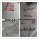 Resina vendedora caliente S65D del PVC de Formosa con precio inferior