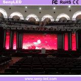 Стена полного цвета Indoor/напольная P4.8 СИД видео- для арендного применения