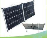 150W Panneau solaire pliable avec 10m de câble pour le camping dans l'Australie