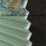 Tissu plissé en polyester et en fibre de verre plissé Ecran plissé avec insecte Plisse Mosquito Screen