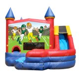 Castle gonfiabile Bouncer con Jumper per Kids