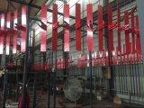 Сетка сварки Канада панели загородки Temp порошка 50mm x 100mm x 3.5mm Akzol Nobel Coated