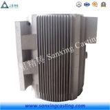 OEM China van het Afgietsel van de matrijs de Fabrikant van het Frame van de Motor van het Aluminium