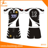 Uniforme di rugby sublimata marca poco costosa di Healong