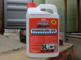 プールの水処理の化学塩酸32%Min