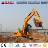 Excavator idraulico 9ton Excavator Machine Earth Moving Equipment