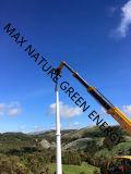 desviación automática de la turbina de viento 10kw, con velocidad del viento de la supervivencia 50m/S