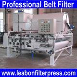 Haut de la cohérence de la courroie de traitement de l'eau Filtre presse