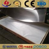 feuille d'alliage d'aluminium de 6063/T6 6063/T4 pour les composants structuraux