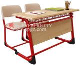 교실 Furniture Student Table와 Chair Sets