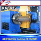 Rechteckige runde Stahlgefäß-Plasma-Ausschnitt-Maschine CNC-Plasma-Flamme-Scherblöcke für Verkauf