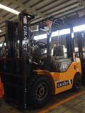 6m Höhen-Dieselgabelstapler 2.5 Tonne mit Motor Japan-Isuzu