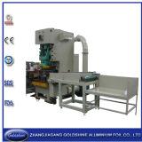 Chaîne de production de haute qualité de conteneur de papier d'aluminium (GS-AC-JF21-63T)