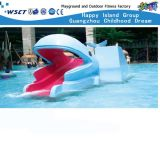 Het Model van de Krokodil van het water voor de Speelplaats van het Spel van het Water (hd-7003)