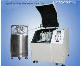 Máquina de laboratório de bola Mill 8L de nitrogênio líquido