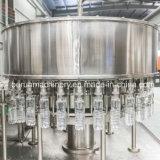Machine de capsulage à remplissage d'eau pure en bouteille en plastique